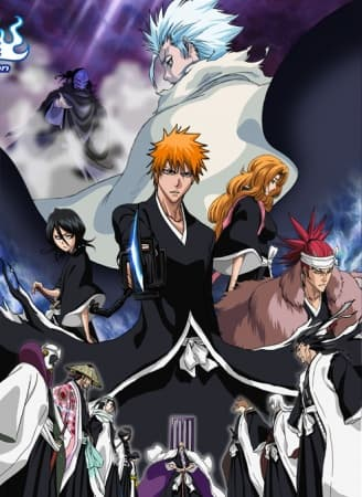 Bleach Movie 2: The Diamond Dust Rebellion