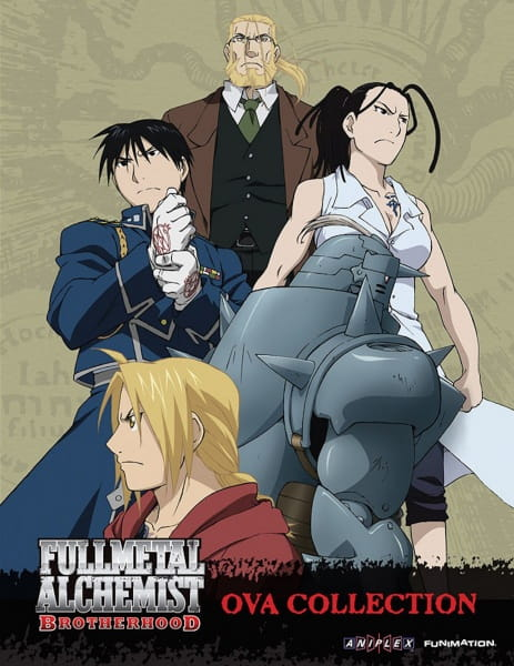 Fullmetal Alchemist: Brotherhood Specials OVA