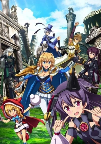 Hangyakusei Million Arthur (Season 2)