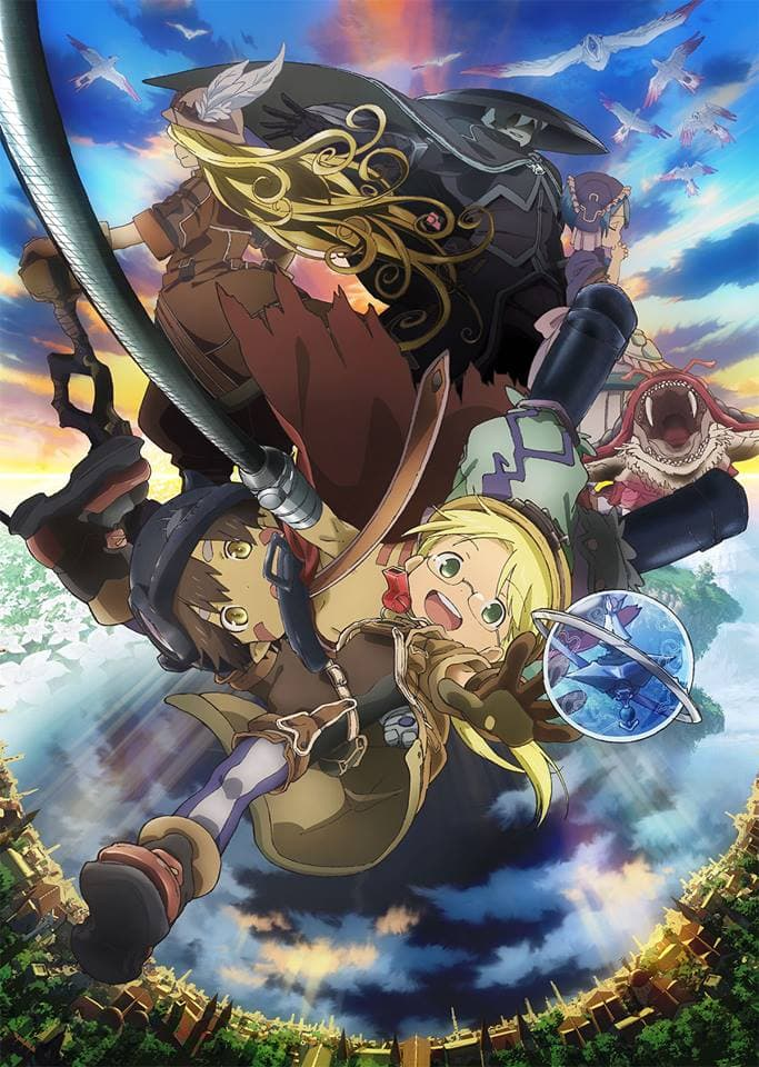 Made in Abyss 1st Compilation Movie