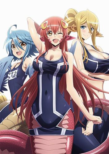 Monster Musume no Iru Nichijou OVA