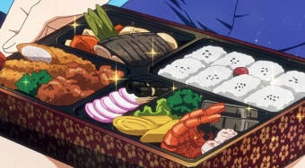 Войната на кутиите за храна (бенто)
