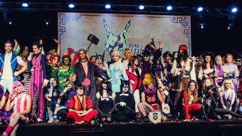 Aniplay 2019г. Най-голямото косплей събитие